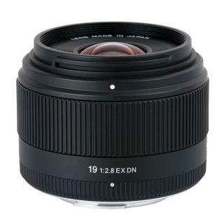 OBJECTIF REFLEX  FLASH Objectif Sigma 19mm F2,8 DN EX Micro Quatre