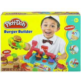 Play Doh Maxi Burger   Achat / Vente PACK JEU CULINAIRE Play Doh Maxi