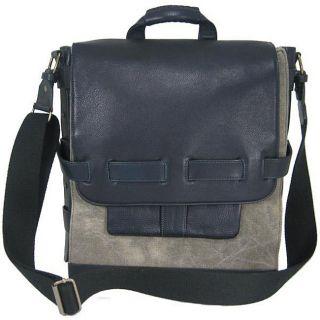 Noon Solar Logan Leather Shoulder Bag