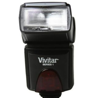 Vivitar VIV DF383 PEN Pentax Digital Mount AF Flash