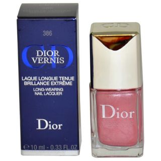 Christian Dior Dior Vernis #386 Cherry Flower 0.33 ounce Nail Polish