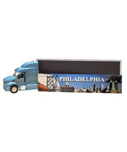 Peterbilt 387 132 Model Truck with Set of 4 Magnets