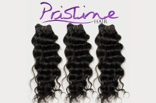 AAA+ Grade Curly Hair 16 18 20 Indian Virgin Remy Curly