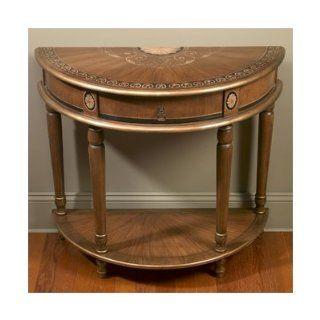 Half Round Console Table Furniture & Decor