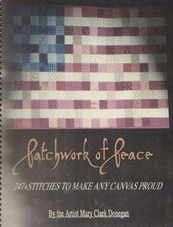 Patchwork of Peace (247+ stitches to make any canvas proud
