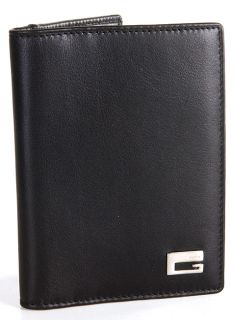 Gucci Mens Black Slimline Wallet
