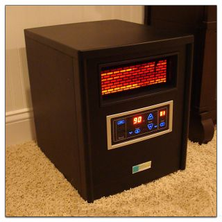 Energy Saver 2 in 1 Heater Plus Purifier Today $199.99