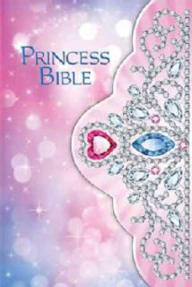 Holy Bible International Childrens Bible Glittery, Jeweled Tiara