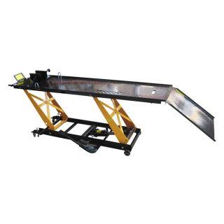 Pont pour moto LNE 500kg 206 x 55 cm   Achat / Vente PONT DATELIER