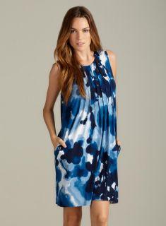 Calvin Klein Sleeveless A Line Dress
