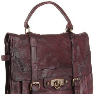 Purple   satchel / Handbags Shoes