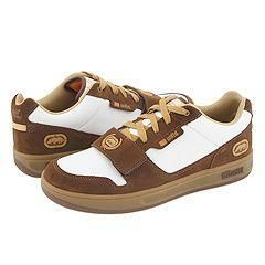 Unltd by Marc Ecko Maize White/Brown Trim