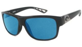 Costa del Mar Caye Black / Blue 580G Sunglasses Shoes