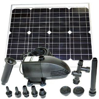 Instapark® GYD 0030 Solar powered Water Pump 30 watts