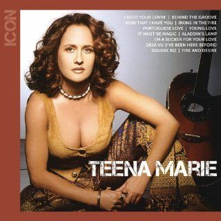 Icon: Teena Marie: Music