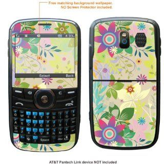 Skin STICKER for AT&T Pantech Link case cover Link 242 Electronics