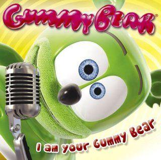 Bear   I Am Your Gummy Bear [Japan CD] SICL 242 GUMMY BEAR Music