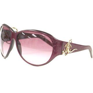 Roberto Cavalli Urano RC 396/S Womens Burgundy Sunglasses