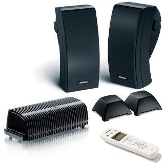 Bose 251 (Black) Outdoor Wireless Expansion Package for