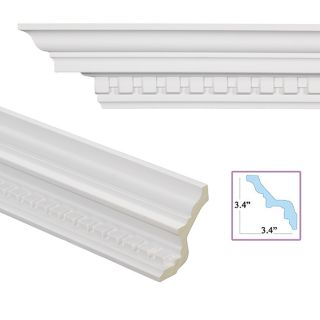 Dentil 4.8 inch Crown Molding Today $164.99