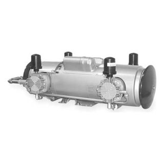 Gast 7LDE 246S M750X Piston Air Compressor, 1 1/2 HP, 7.9 CFM