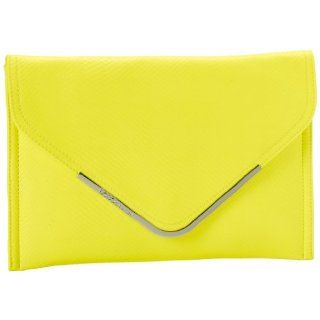 Yellow   Clutches / Handbags Shoes