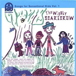 Songs for Sensational Kids Vol. 1 The Wiggly Scarecrow