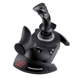 Gaming Joystick Thrustmaster T Flight HotasX HAWX PC Games