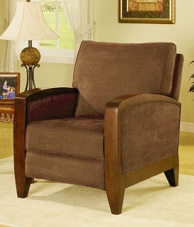 St. James Espresso Recliner