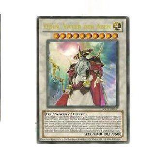 Yu Gi Oh! ODIN, Vater der Asen Synchro Monster Karte: