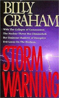 Storm Warning (9780849936814) Billy Graham Books