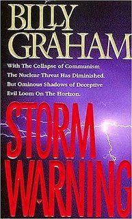 Storm Warning (9780849936814) Billy Graham Books