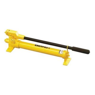 Enerpac P77 Hydraulic Hand Pump, 2 Speed, 47 cu in