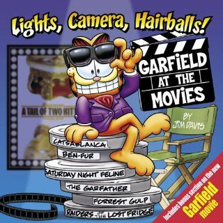 Lights, Camera, Hairballs Garfield at the Movies (Garfield