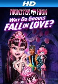 Monster High Why Do Ghouls Fall in Love? [HD] Laura
