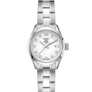 Tag Heuer Womens Carrera Diamond Watch