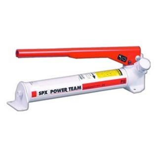 Spx Hydraulic Technologies P59 2 Stage POWER TEAM Hydraulic Hand Pump
