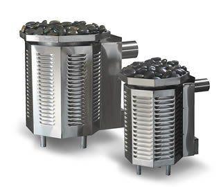 245 Vico Ultra Gas / Propane Sauna Heater BTU 40,000