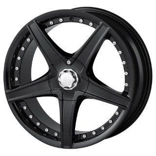 Sacchi S45 245 Black Wheel (18x7.5/10x110mm)