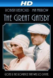 The Great Gatsby (1974) [HD]: Robert Redford, Mia Farrow