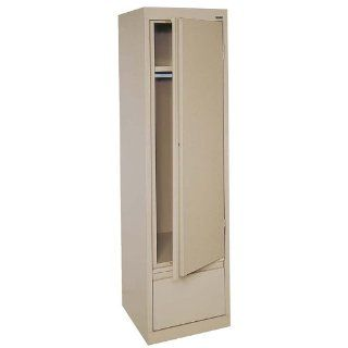 Sandusky Lee Corporation System Single Door Wardrobe