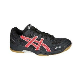 Asics Gel Squad Woman Tiger. Komfortable Allround Handballschuhe