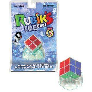 2x2 Cube Original Rubik s   Ice Cube Transparent Zauberwürfel   Magic