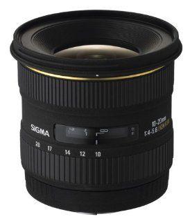 Sigma 10 20 mm F4,0 5,6 EX DC HSM Objektiv für Nikon D