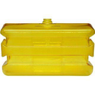 Bradley 133 140 Polycarbonate On Site Portable Eyewash Tank, Clear