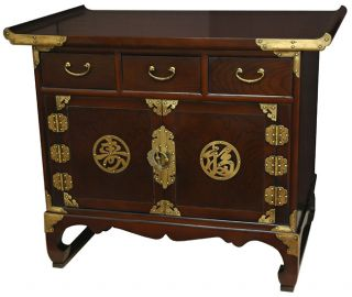 Asian Character Television Table (China)