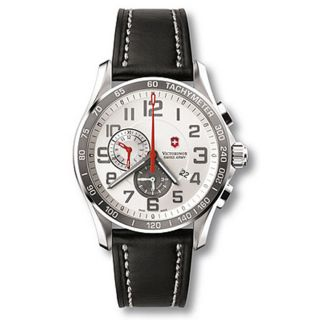 Swiss Army Chrono Classic XLS Alarm Mens Watch