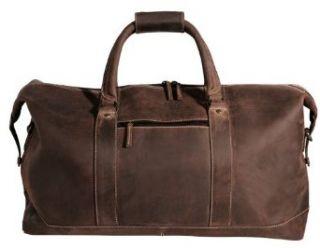 Buffal Bags Reisetasche Weekender Duffel Bag ALABAMA  Büffelleder