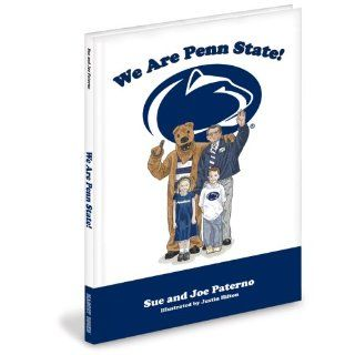 We Are Penn State Sue Paterno, Joe Paterno, Justin Hilton