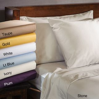 Oversized 1000 Thread Count Wrinkle resistant California King size